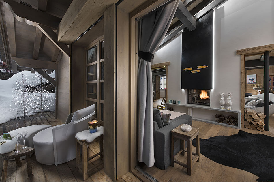 Luxury Ski-in Ski-out Chalet in Courchevel Village Image 3